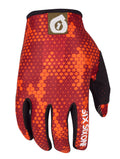 YOUTH COMP GLOVE DIGI ORANGE