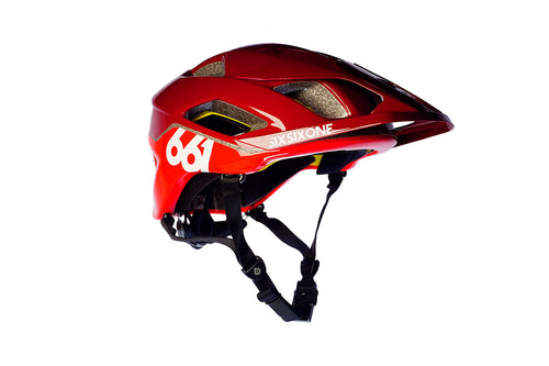 EVO AM HELMET W/MIPS MATADOR RED