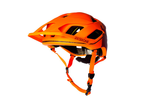 EVO AM PATROL HELMET W/MIPS AUTUMN ORANGE