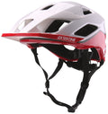 EVO AM PATROL HELMET CPSC WHITE/RED
