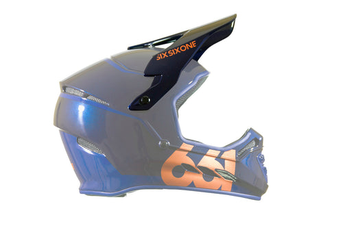 RESET VISOR MIDNIGHT COPPER OS