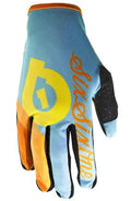 YOUTH COMP GLOVE BLUE SHERBERT