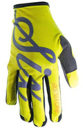YOUTH COMP GLOVE YELLOW SCRIPT