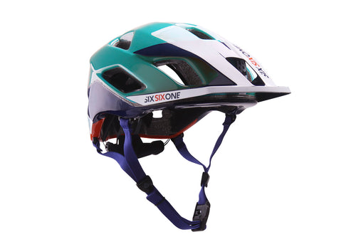 EVO AM  HELMET W/MIPS CPSC ORANGE BLUE