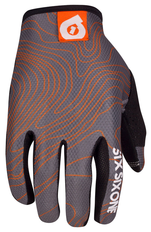 COMP GLOVE CONTOUR GREY