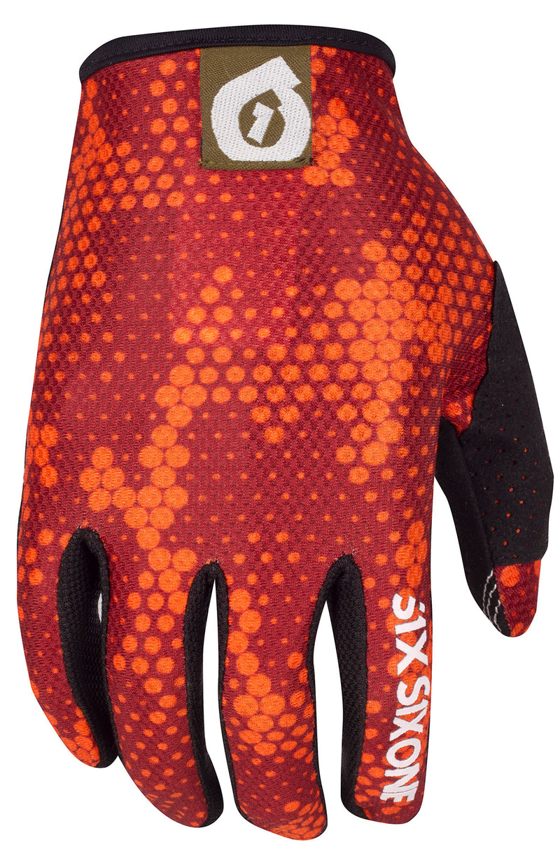 COMP GLOVE DIGI ORANGE