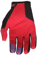 EVO II GLOVE BLUE/RED
