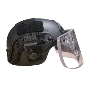 IIIA Optically Clear Ballistic Helmet Visor