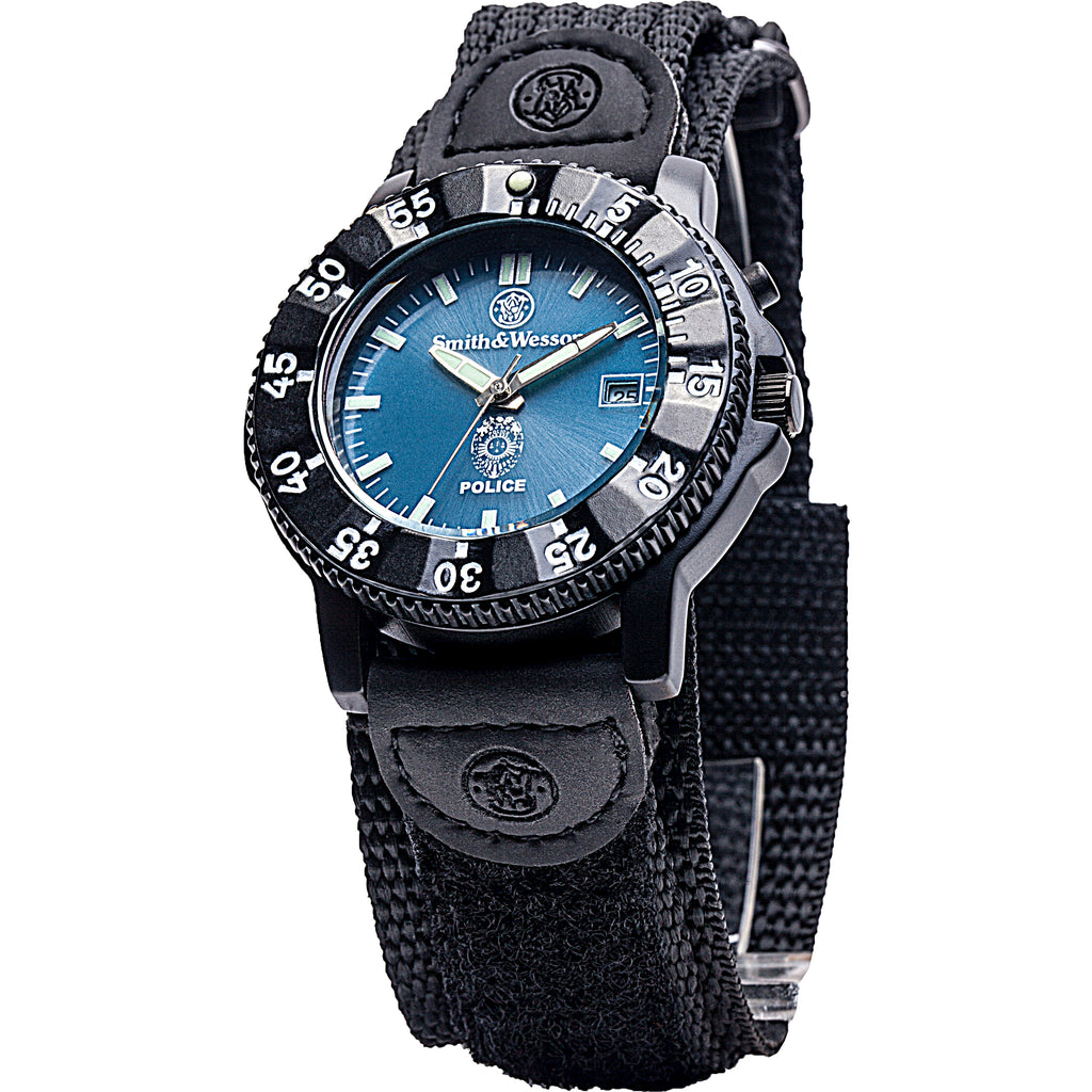 S.W.A.T. Watch by Smith & Wesson (Back Glow)