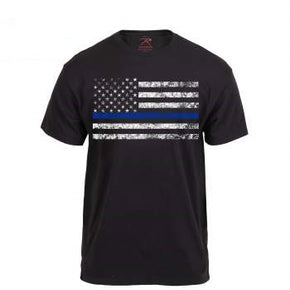 The Thin Line Series Flag Shirt