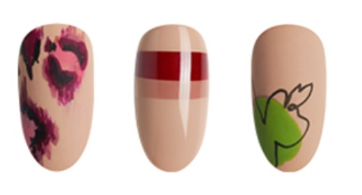 3 Fabulous Nail Art Designs for Fall from CND