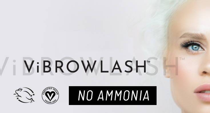Add Value to Any Lash & Brow Menu with Ammonia-Free Products