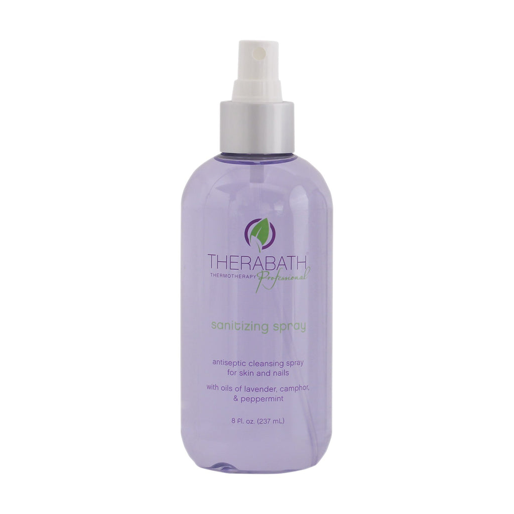 Therabath Pre treat Cleansing Spray, 8 oz.