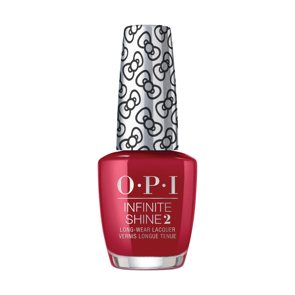 OPI, Hello Kitty Infinite Shine A Kiss on the Chìc, 0.5 fl oz