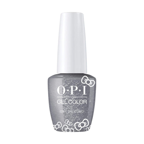 Image of OPI, Hello Kitty GelColor Isn't She Iconic,  0.5 fl oz