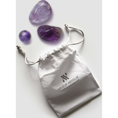Image of Valeur Absolue Amethyst Massage Stones
