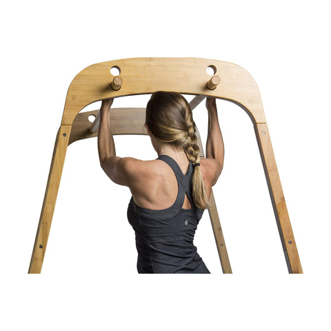 Image of Deep Feet Bamboo Ashiatsu Bar System