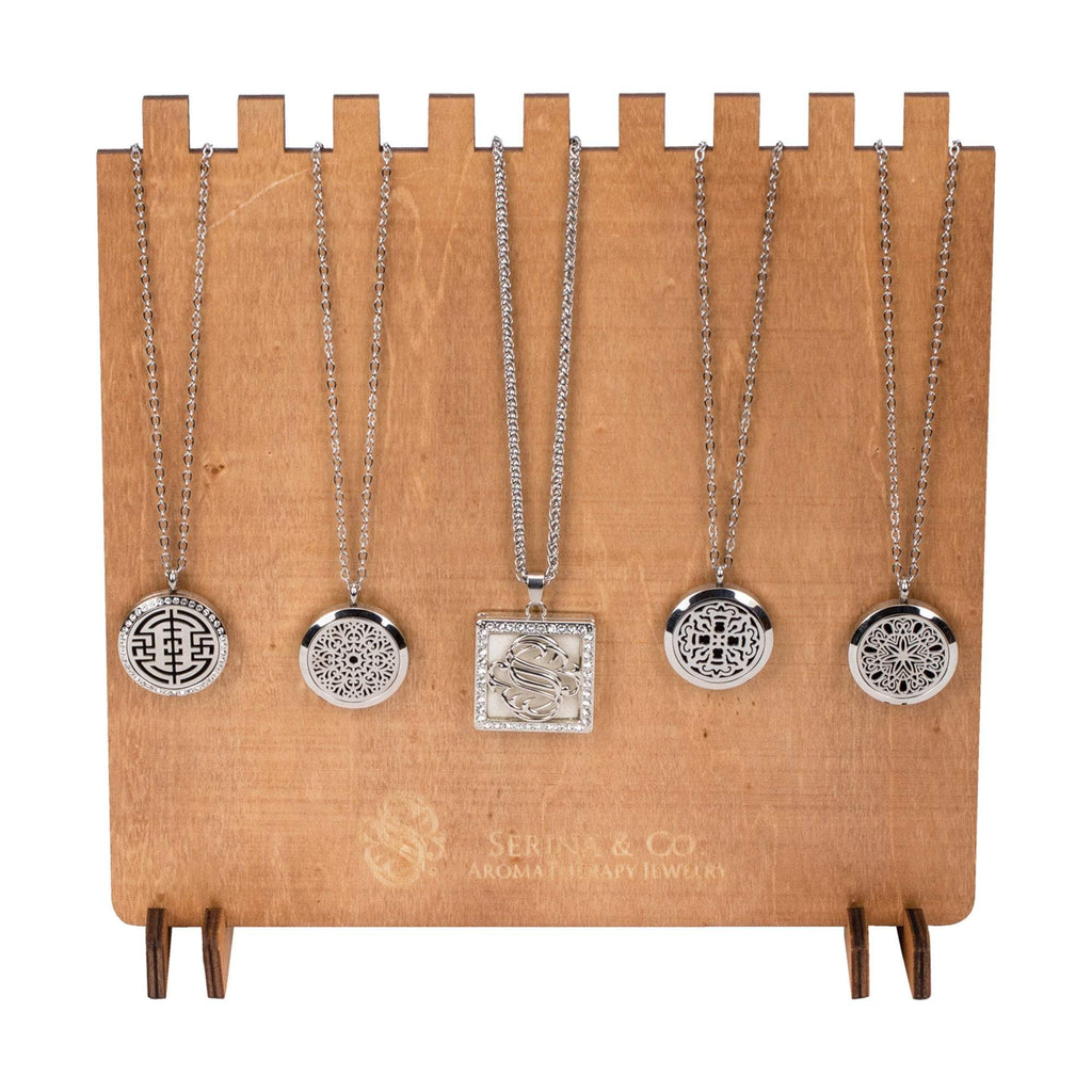 Serina & Company Necklace Display