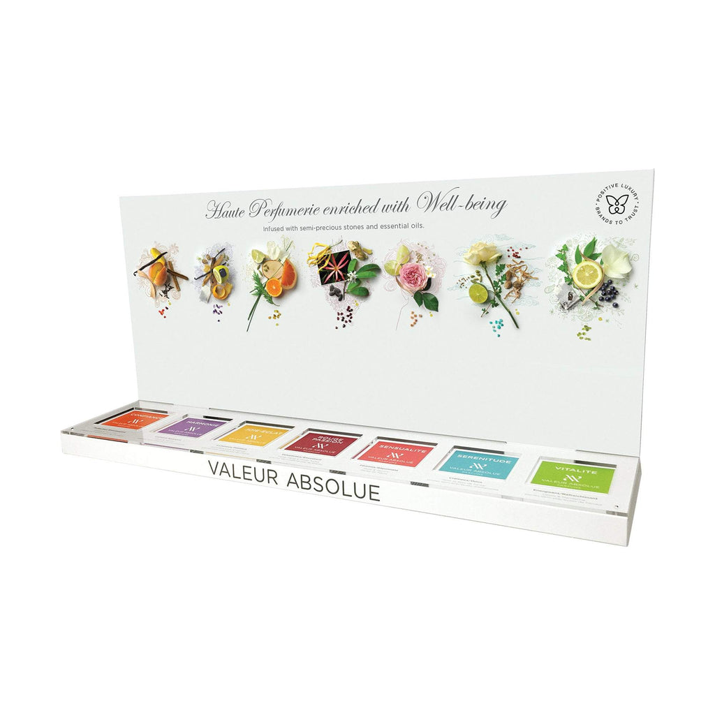 Valeur Absolue Classique Perfume Tester Display, Empty
