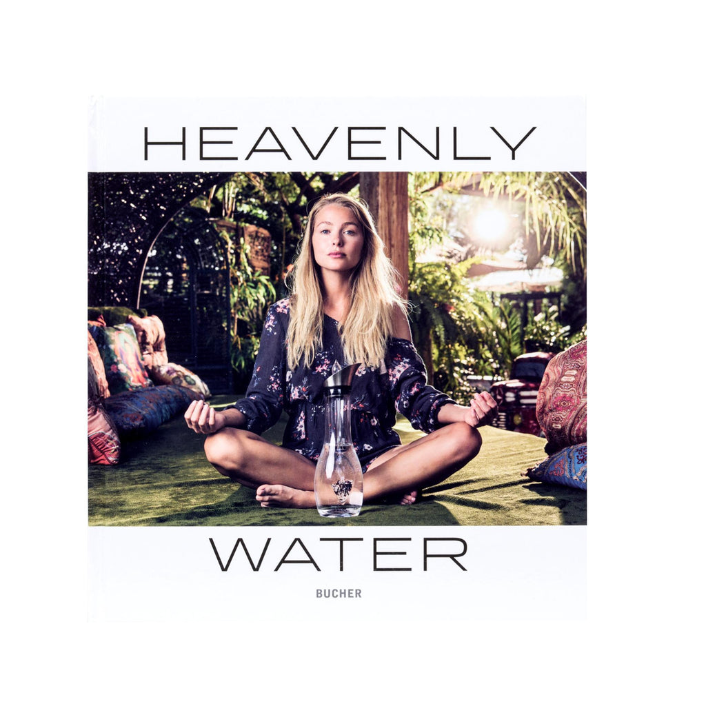 VitaJuwel Heavenly Water Book