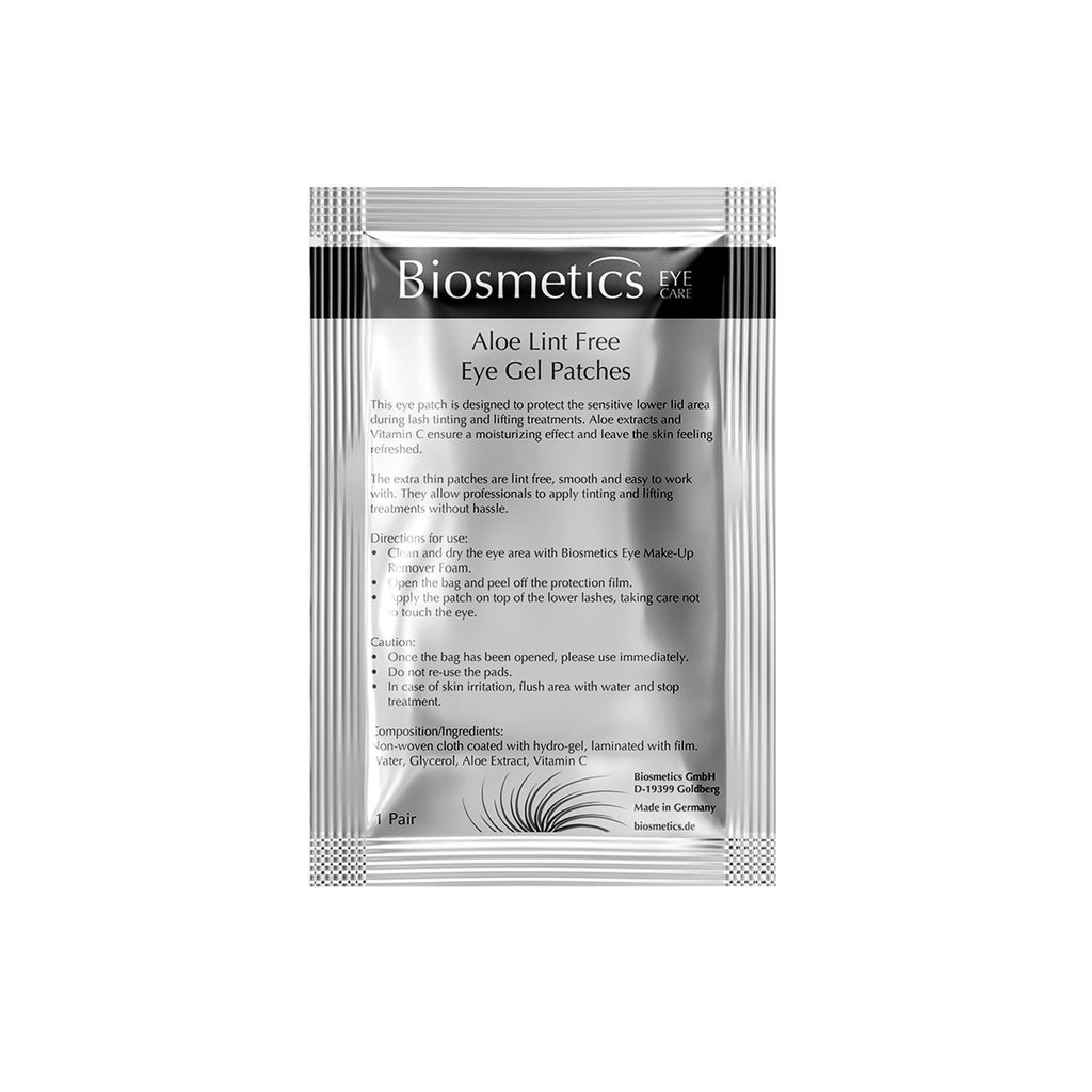 Intensive Aloe Eye Gel Patches, 20 Pair