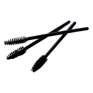 MUD Accessories, Disposable Mascara Wand, 25ct