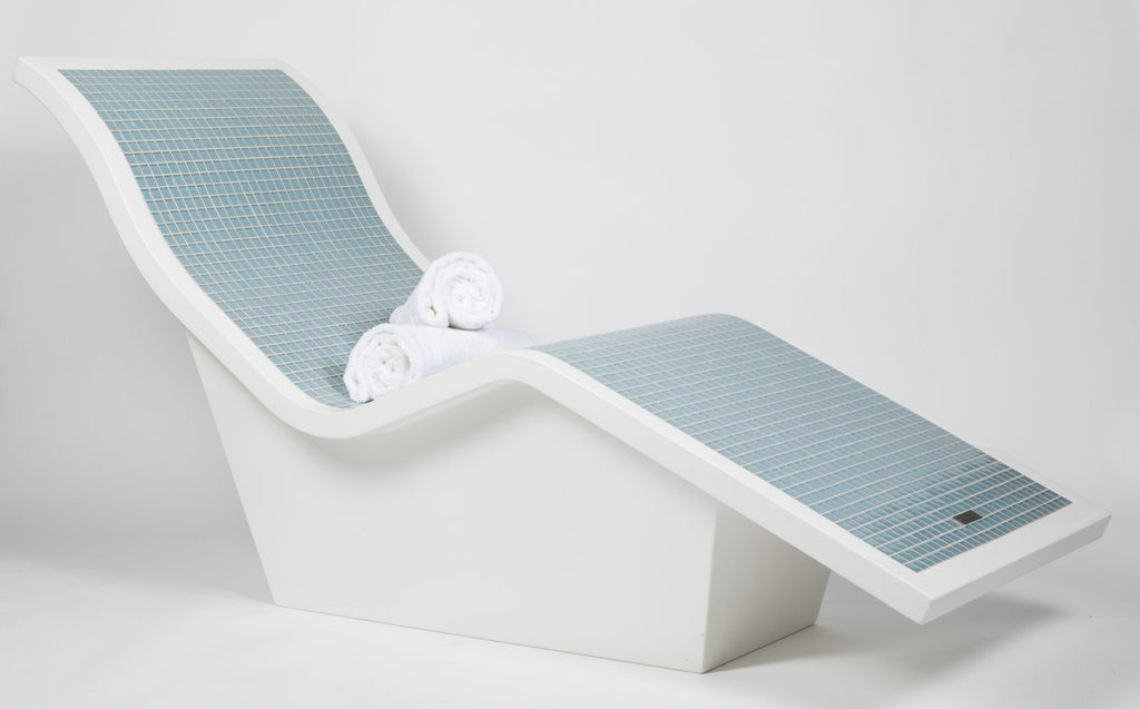 Vitality Heated Lounger