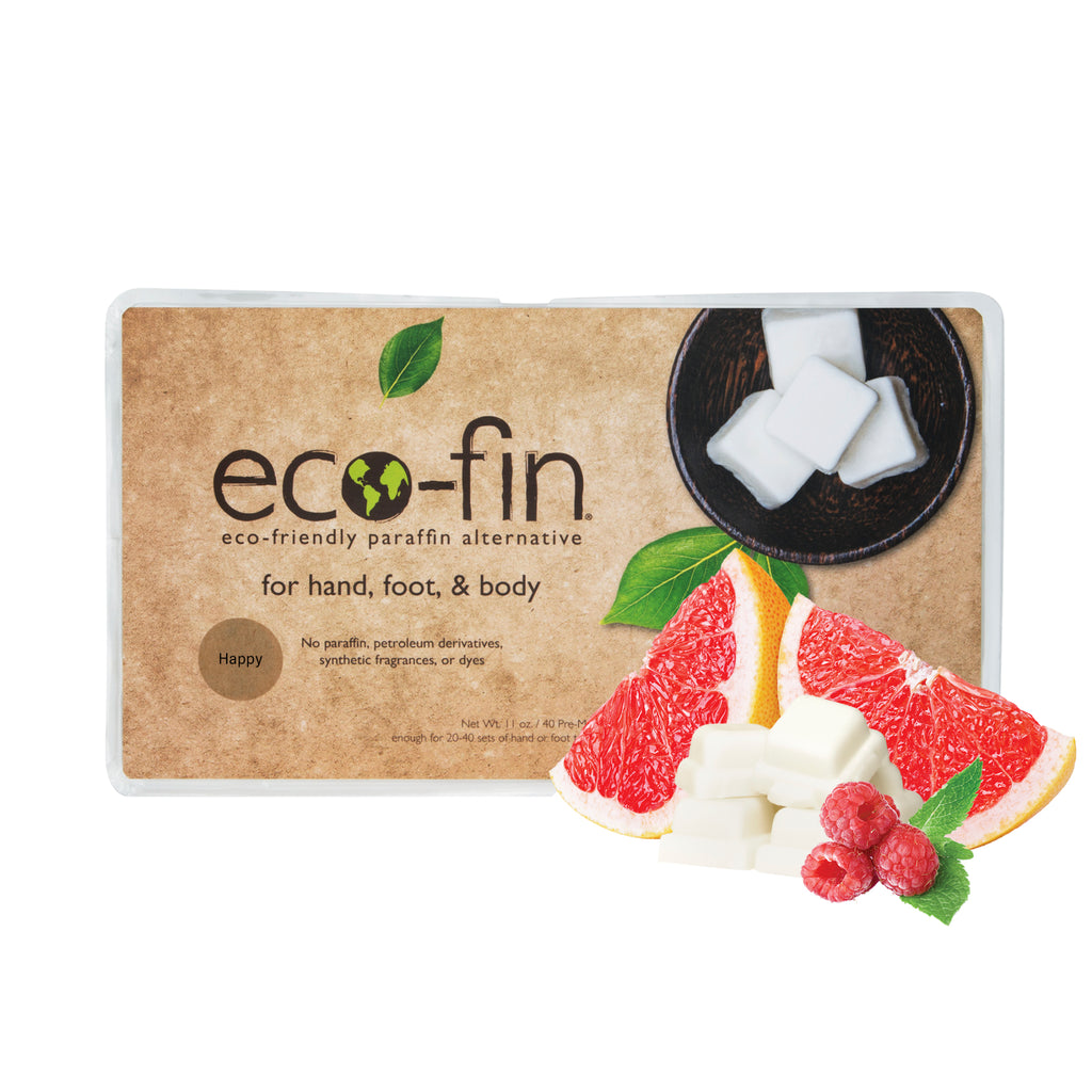 Eco-fin Happy Raspberry and Grapefruit Paraffin Alternative