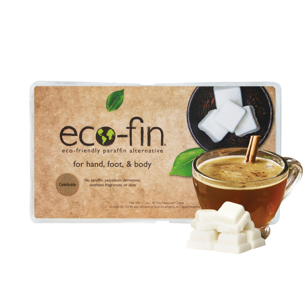 Eco-fin Celebrate Butter Rum Paraffin Alternative, 40 Cubes
