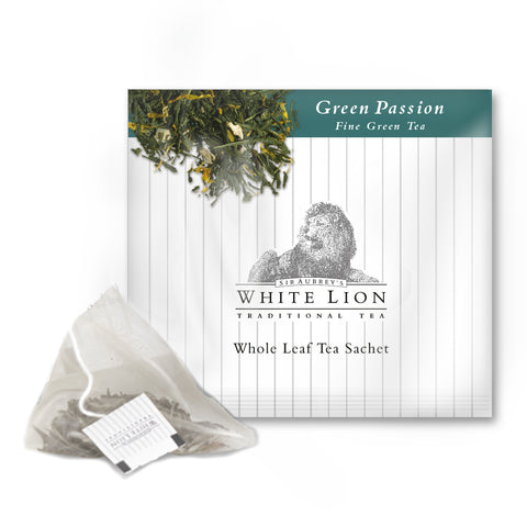 Image of White Lion Tea, Green Passion