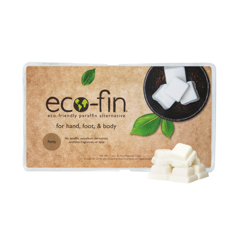 Image of Eco-fin Purity Unscented Paraffin Alternative