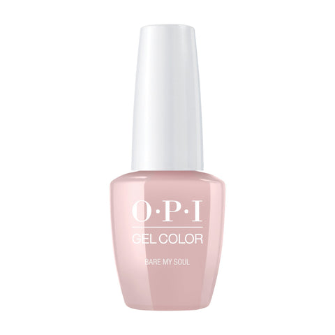 Image of OPI GelColor - Bare My Soul