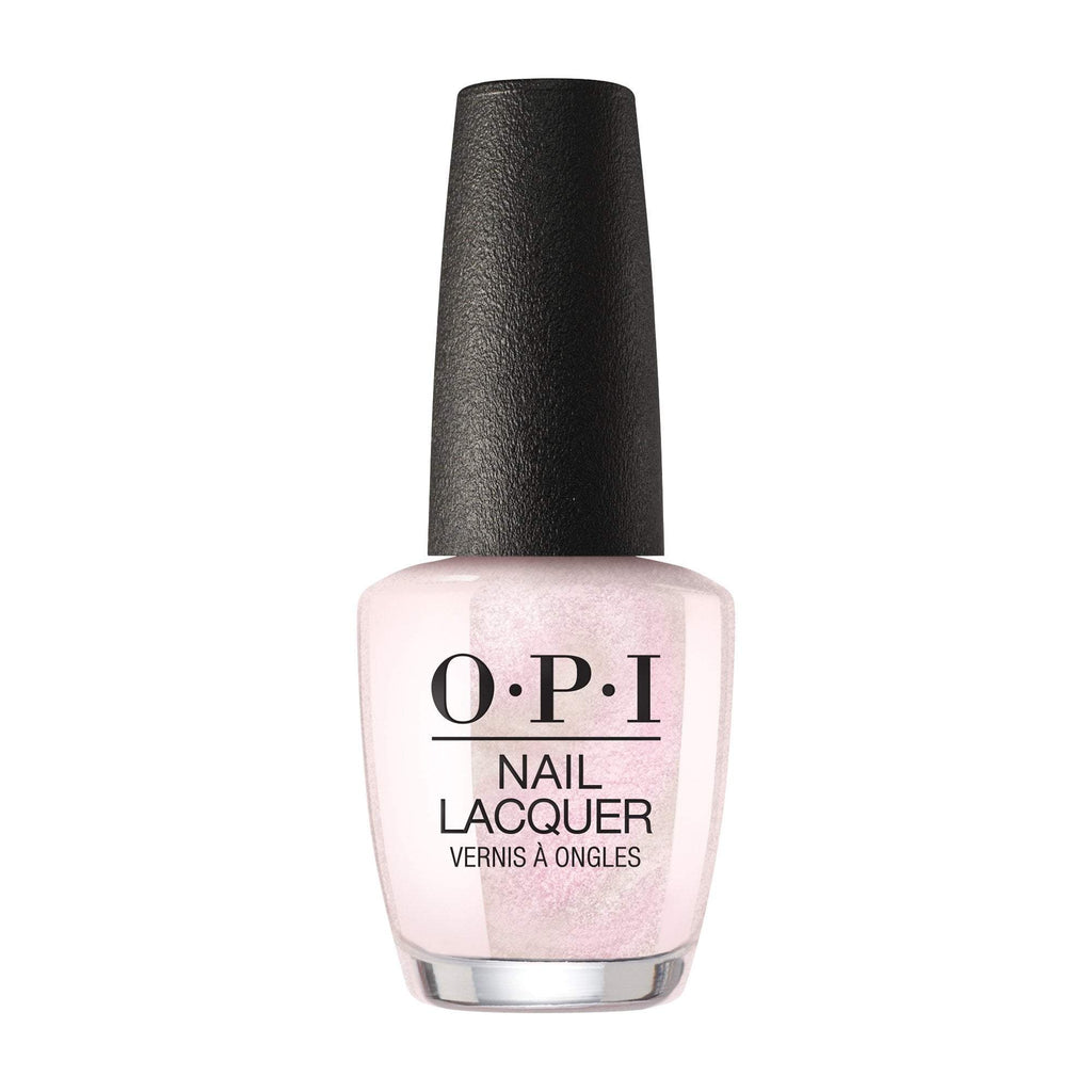 OPI Nail Lacquer - Throw Me a Kiss