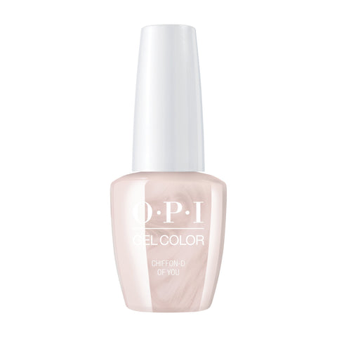 Image of OPI GelColor - Chiffon-d of You