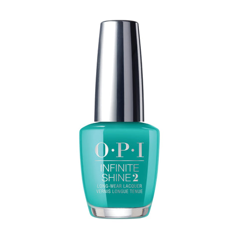 Image of OPI Infinite Shine Dance Party 'Teal Dawn .5 oz