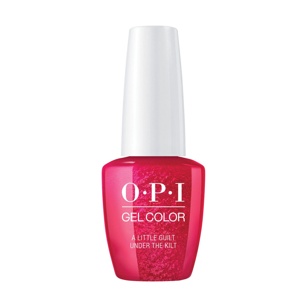 OPI GelColor A Little Guilt Under the Kilt, .5 fl. oz