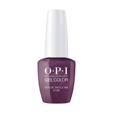 Image of OPI GelColor Boys Be Thistle-ing at Me, .5 fl. oz