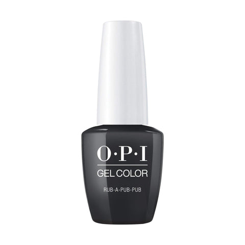 Image of OPI GelColor Rub-a-Pub-Pub, .5 fl. oz
