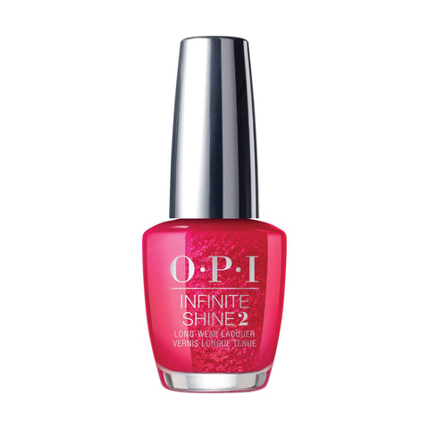 Image of OPI Infinite Shine A Little Guilt Under the Kilt, .5 fl. oz