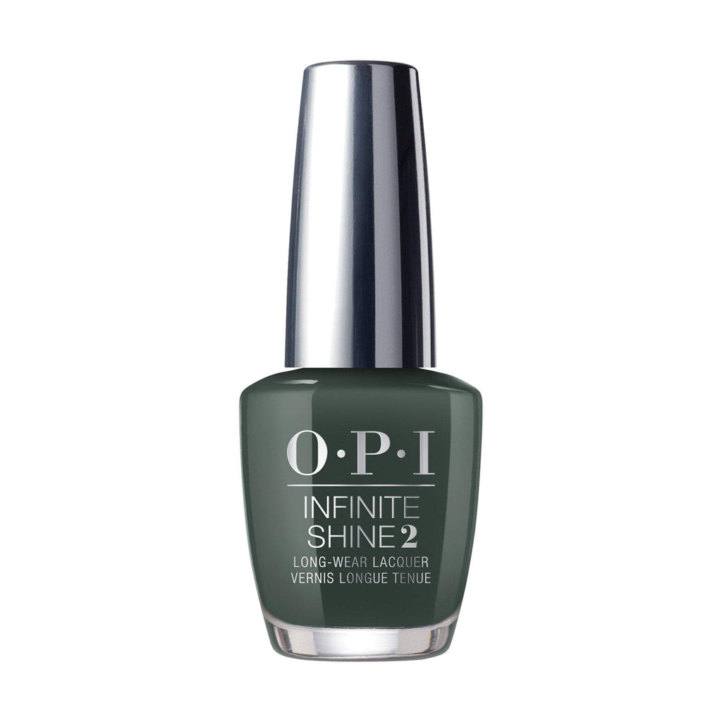 OPI Infinite Shine Things I've Seen in Aber-green , .5 fl. oz