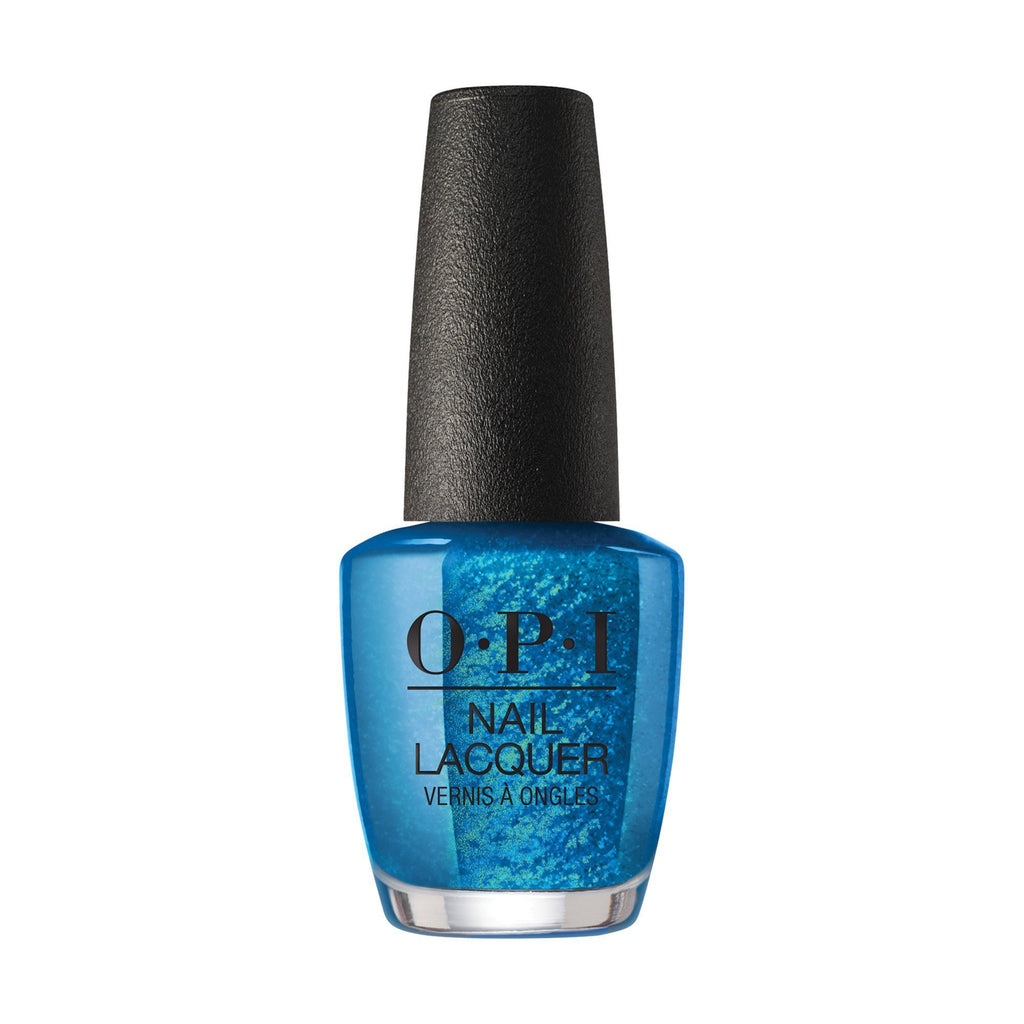 OPI Nail Lacquer Nessie Plays Hide & Sea-k, .5 fl. oz