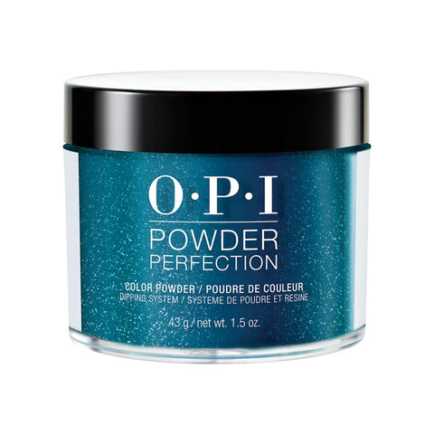 Image of OPI Powder Perfection Nessie Plays Hide & Sea-k, 1.5 oz