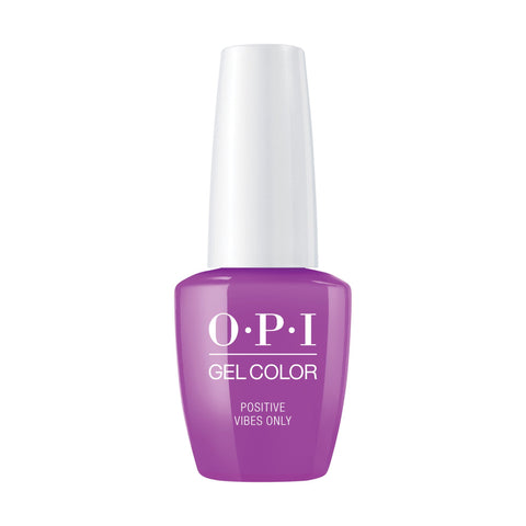 Image of OPI Gelcolor Positive Vibes Only .5 oz