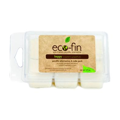 Image of Eco-fin Happy Raspberry and Grapefruit Paraffin Alternative