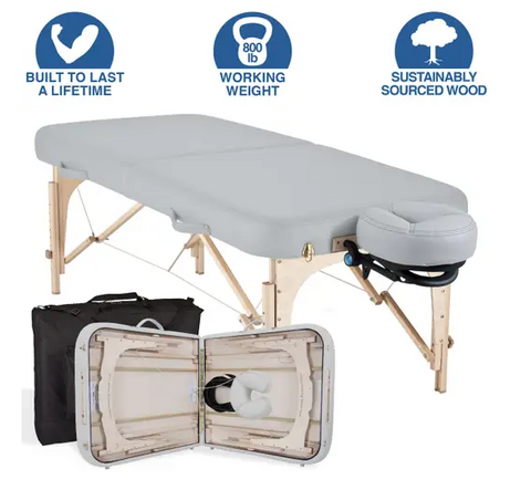 Image of Earthlite Spirit Portable Massage Table Package