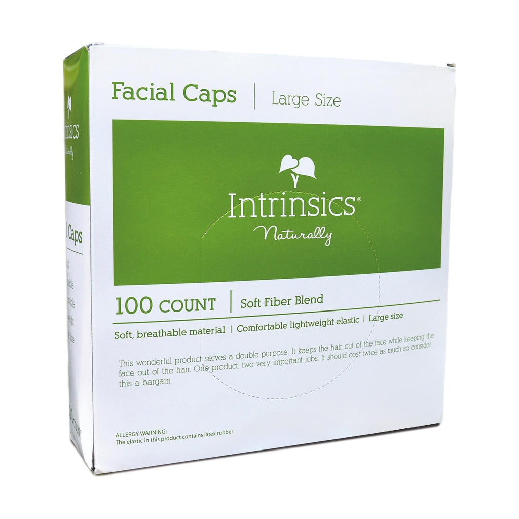 Intrinsics Facial Caps, 100 ct