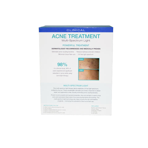 Image of reVive Light Therapy Acne Treatment Clinical Series