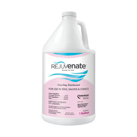 Rejuvenate Disinfectant Ready to Use, Spray or Gallon