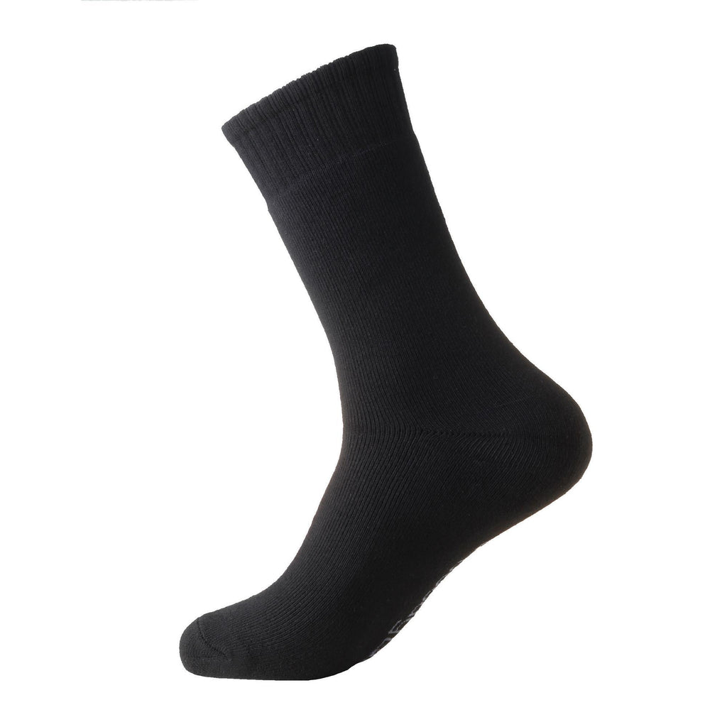 Apparel Boody Wear Men's Work / Boot Sock / Black / Size 6-11