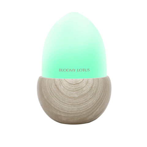 Image of Bloomy Lotus Petite Acorn Ultrasonic Aroma Diffuser